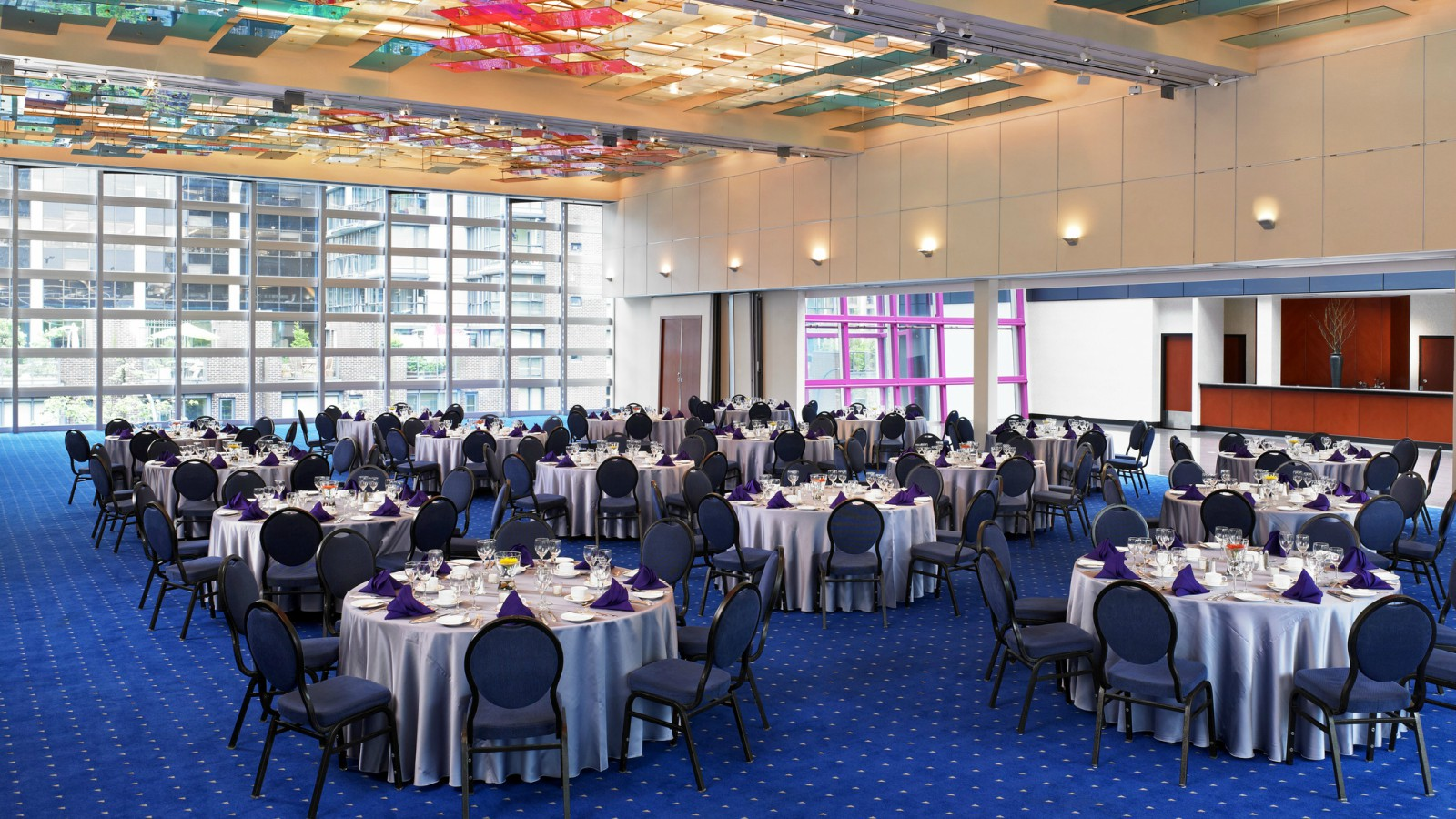 Vancouver Meeting Space - Pavilion Ballroom