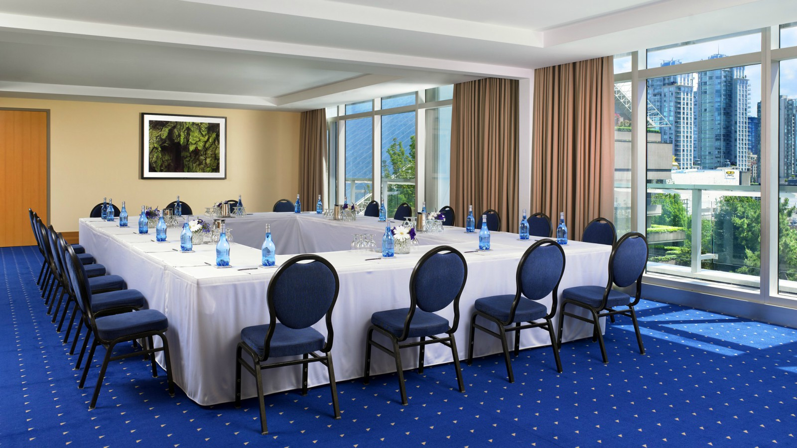 Vancouver Meeting Space - Port McNeil Room